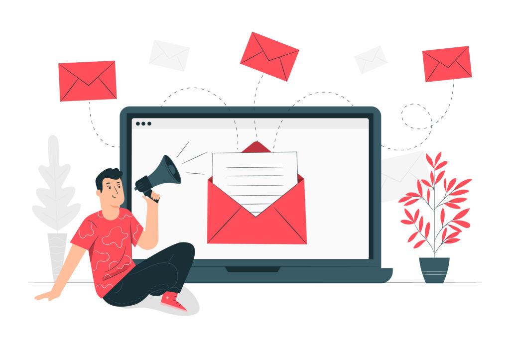 Créer une newsletter avec systeme io