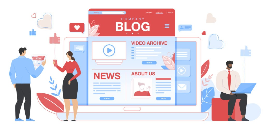 Créer un blog qui rapporte avec Systeme io